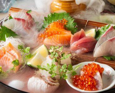 【みどり屋 名物】鮮魚8種の極み盛り